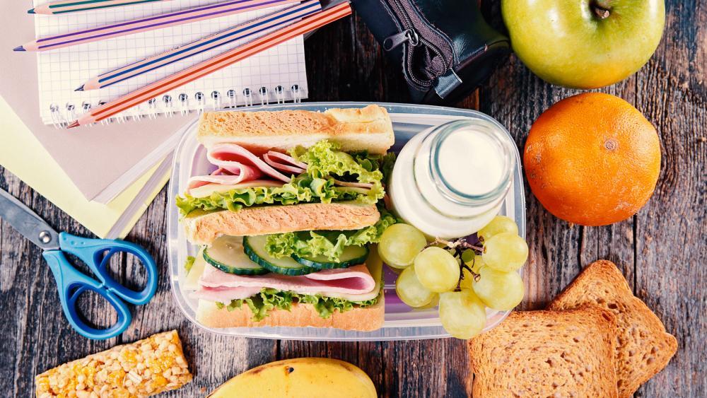 school lunch, Jesus Lunch, Middleton, Wisconsin, Beth Williams, Donald Johnson, Stephen Plant
