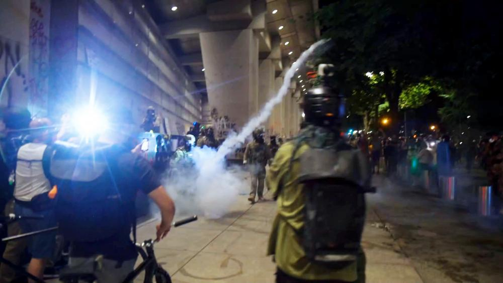 Violent protests in Seattle