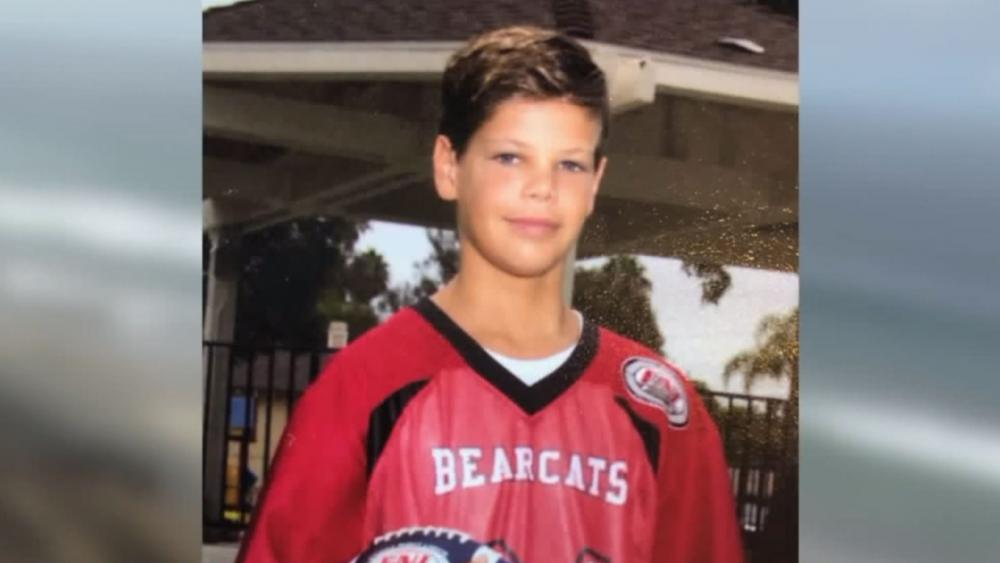 recovering from shark attack ca teenager tells mom he can t wait