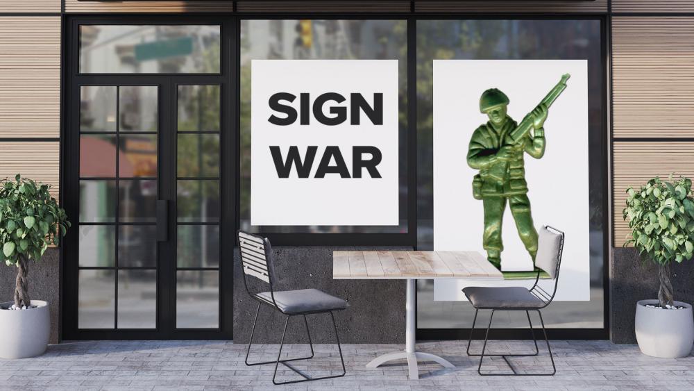 SignWar