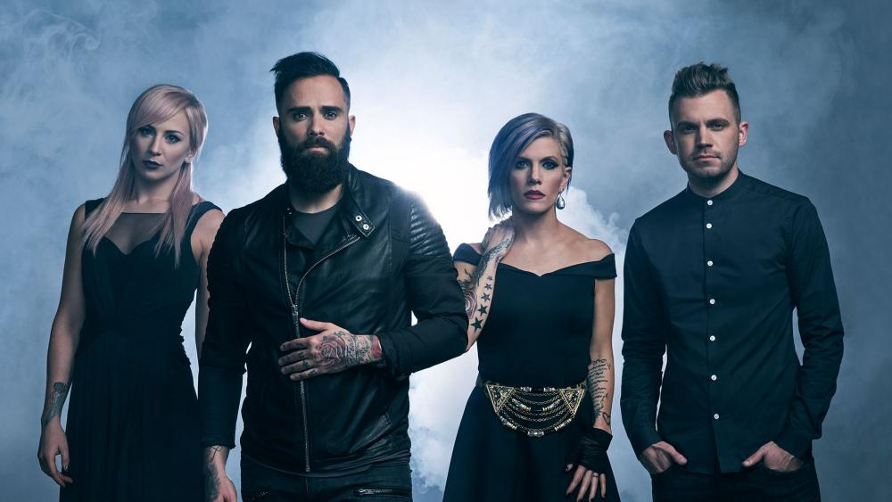 Skillet S John Cooper We Re A Christian Band Rock And