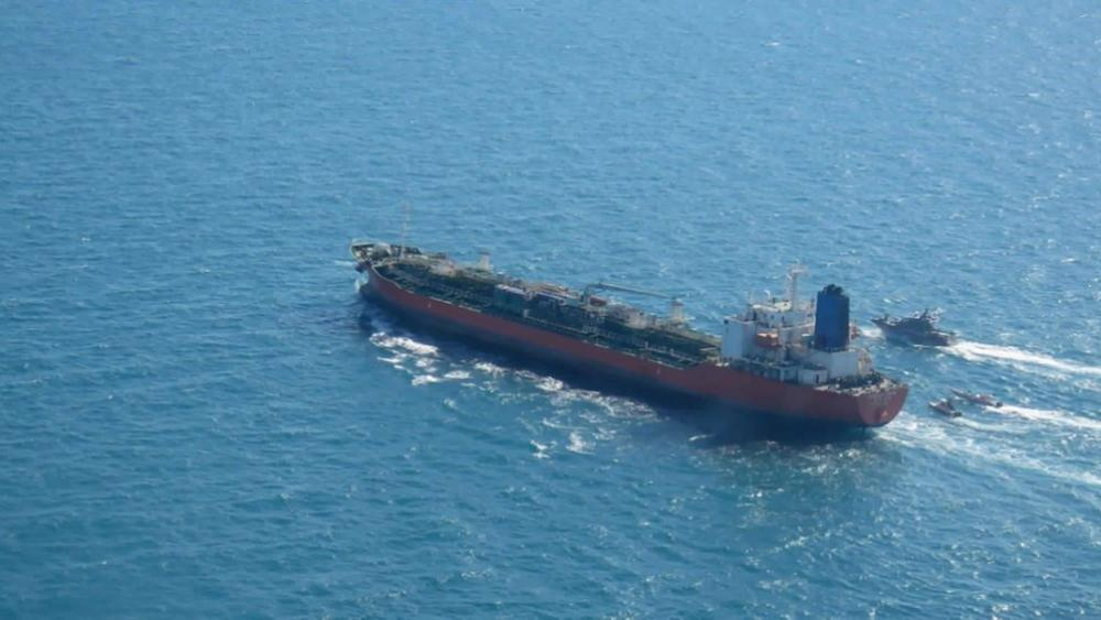 Iran Starts 20% Uranium Enrichment, Seizes South Korean Ship thumbnail