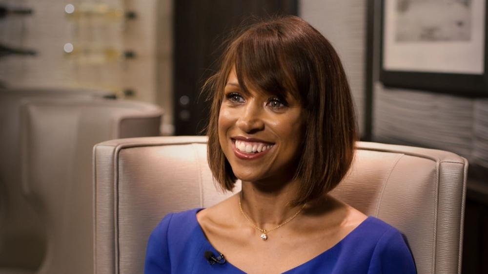 Actress and Fox News contributor Stacey Dash