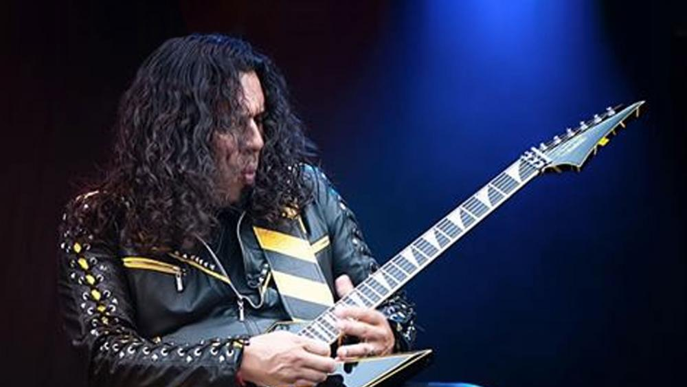 Doctors have figured out what made Stryper's lead guitarist collapse with a  seizure while performing in a recent Las Vegas concert.