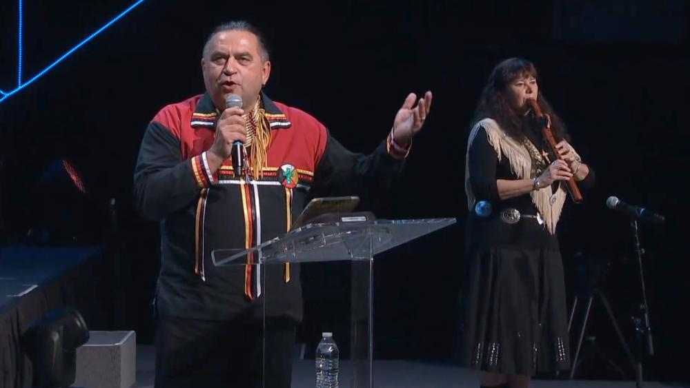 YouTube Screenshot: Terry Wildman/First Nations Version Project