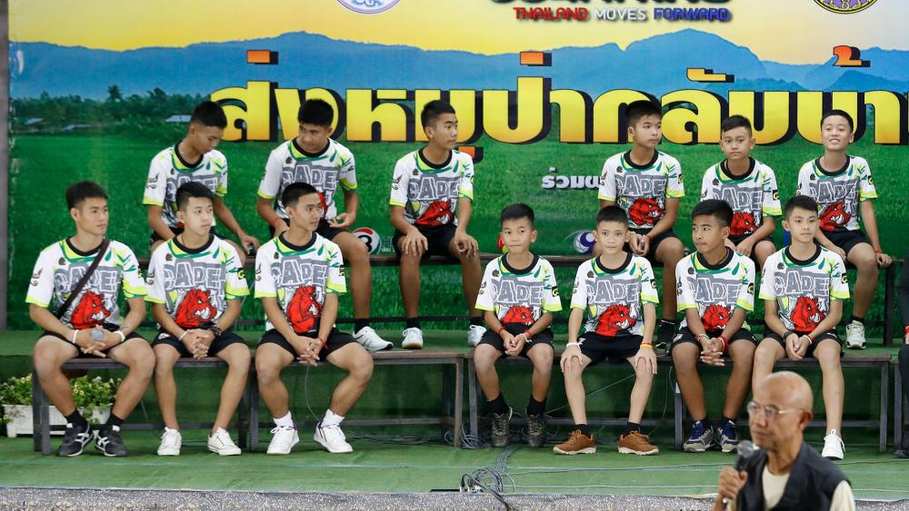 It Was a Miracle!' Thai Soccer Players Relive Daring Rescue