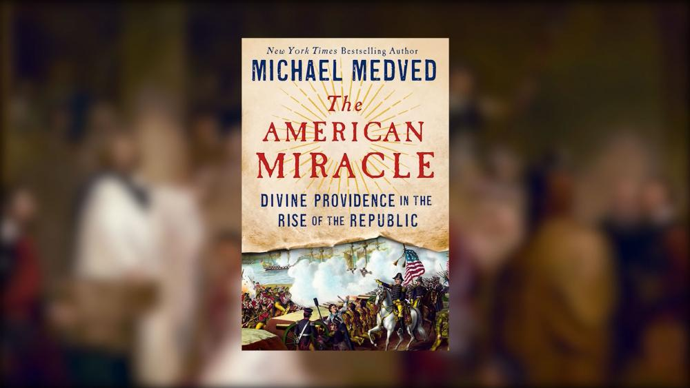 Michael Medved, author of The American Miracle