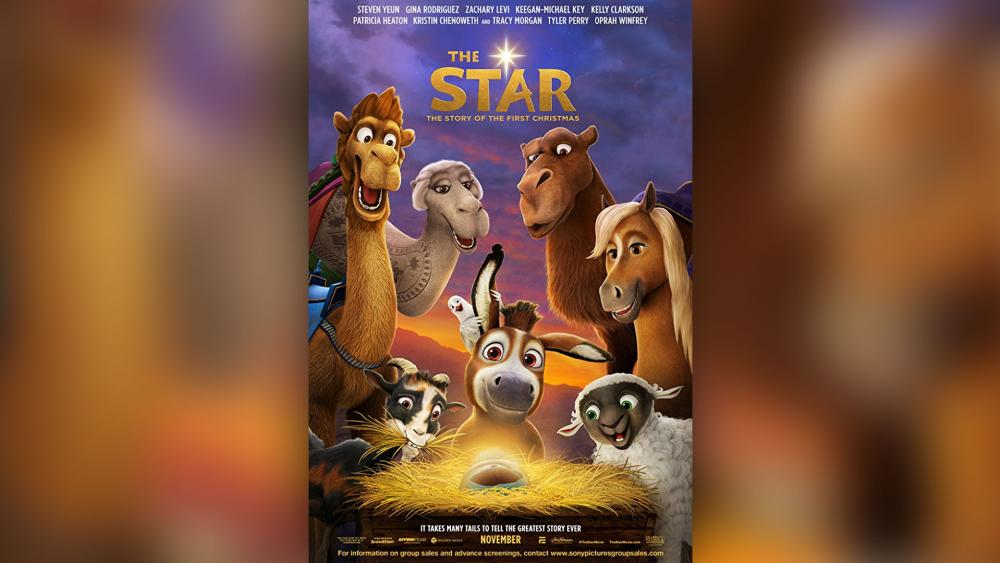 first look at sony s the star the story of jesus birth cbn news
