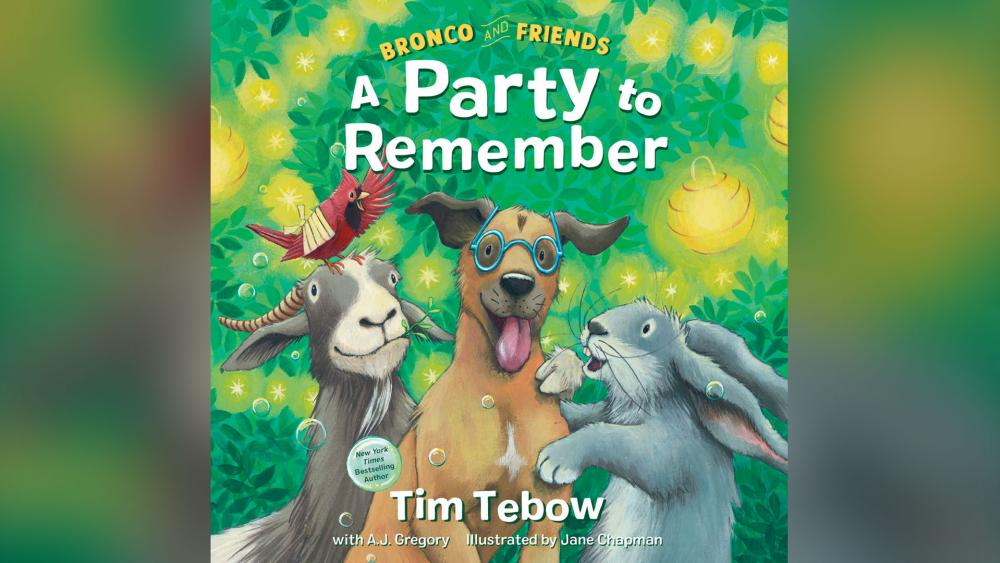 Image: Bronco and Friends: A Party to Remember