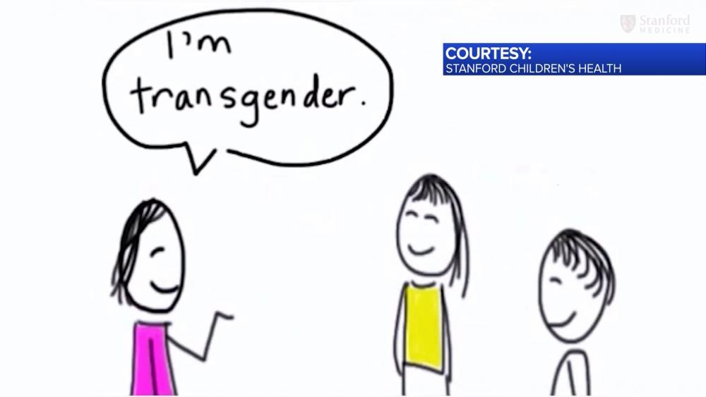 Im  daterer en transwoman