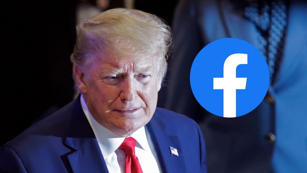 Trump and Facebook