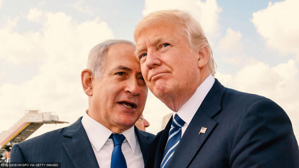 Trump Netanyahu 4