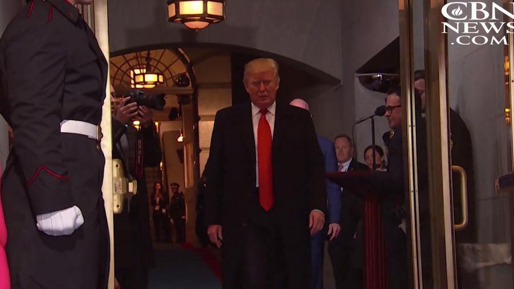 Donald Trump Regent Grad