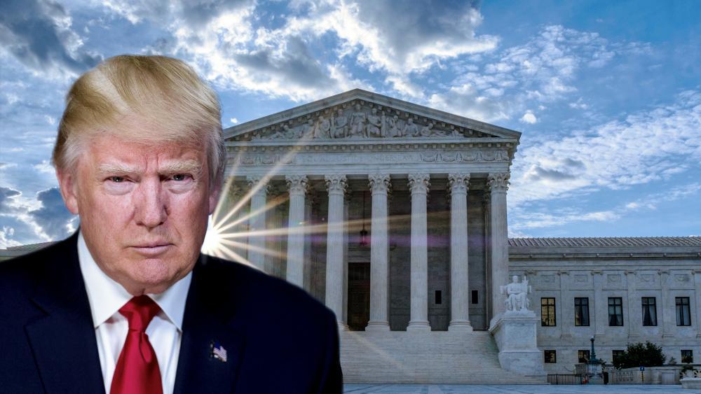 Trump and Supreme Court