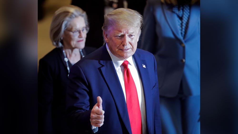TrumpWorldEconForum