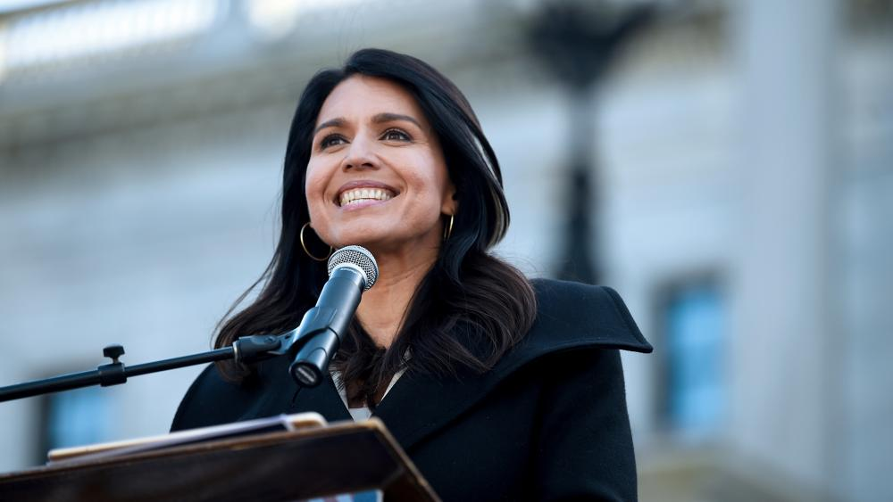 Rep. Tulsi Gabbard (AP Photo/Meg Kinnard)