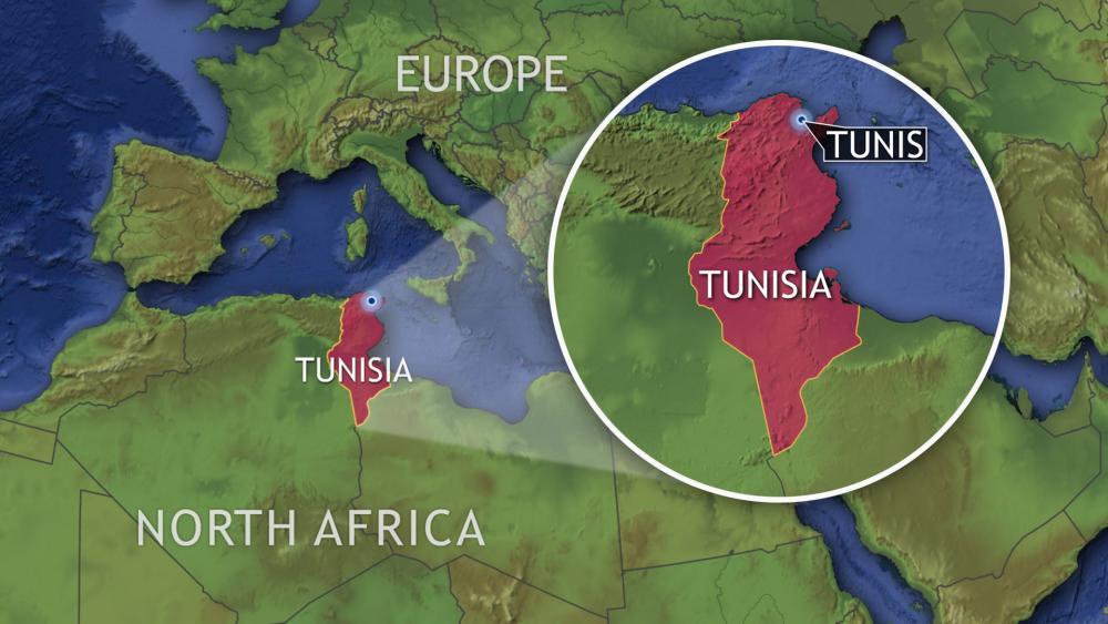 TunisTunisiaMap_