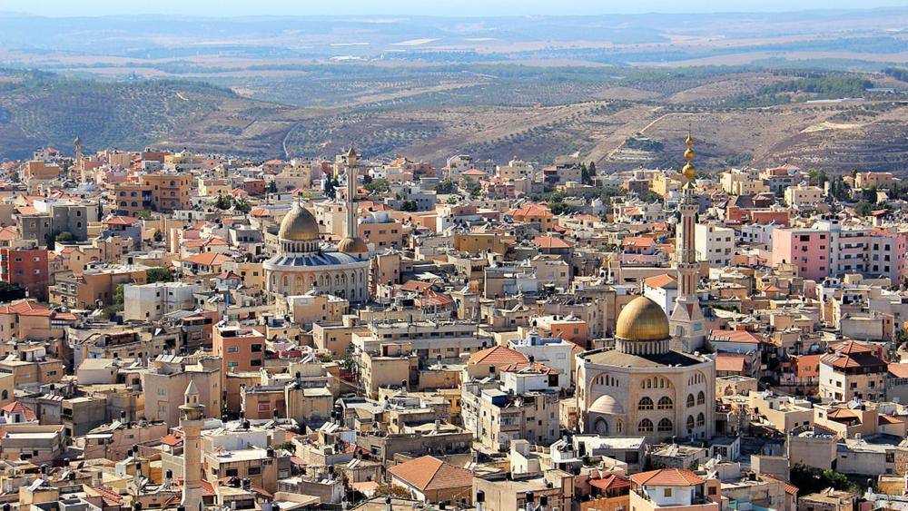 Israeli Arab City of Umm al-Fahm, Photo, Wikipedia