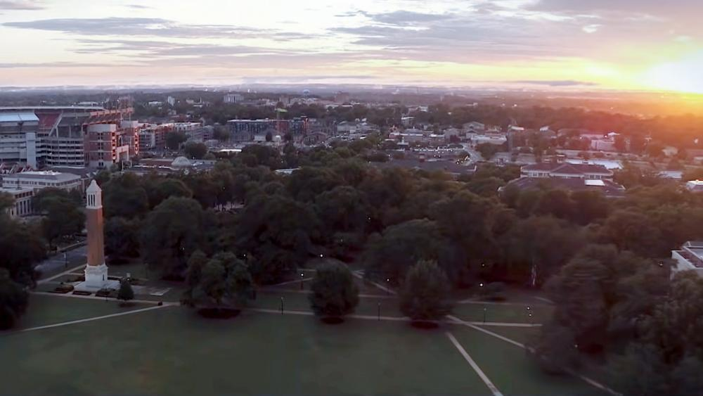 Image Source: YouTube Screenshot/University of Alabama