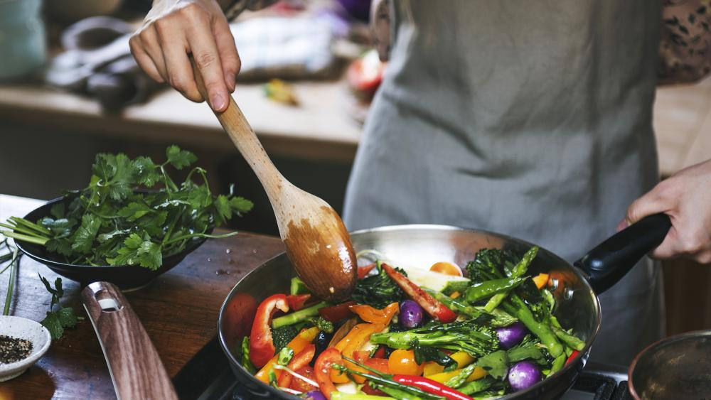 vegetables and health