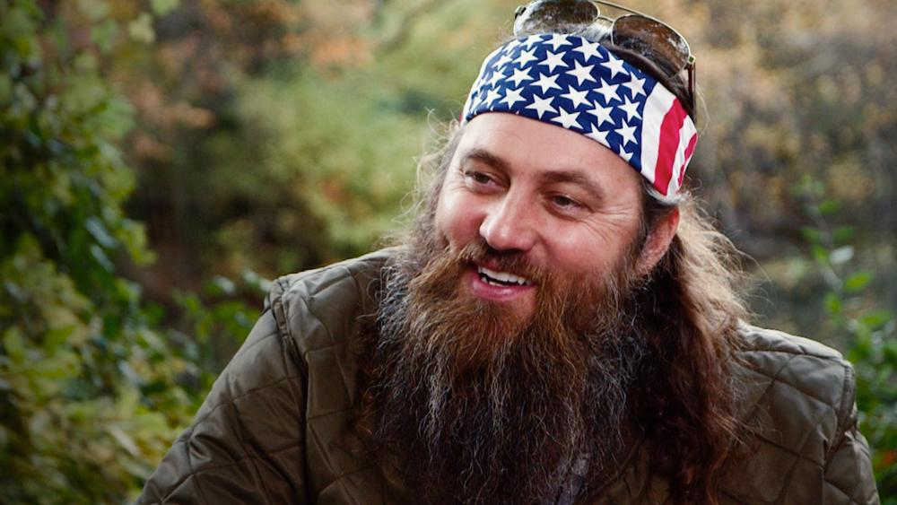 Duck Dynasty's Willie Robertson