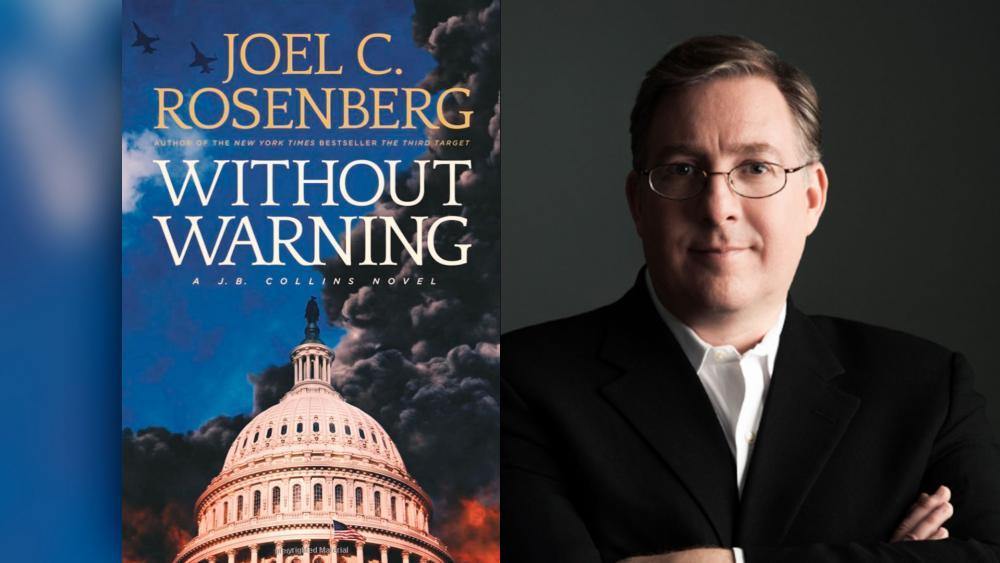 Without Warning, by Joel C. Rosenberg