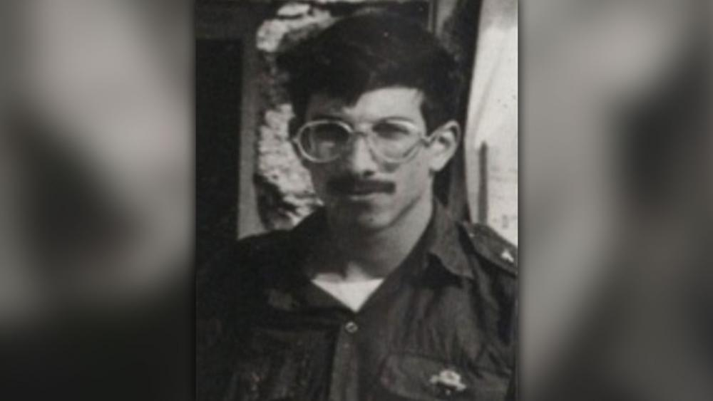 Sgt. First Class Zachary Baumel (Image courtesy: Israel Defense Forces)