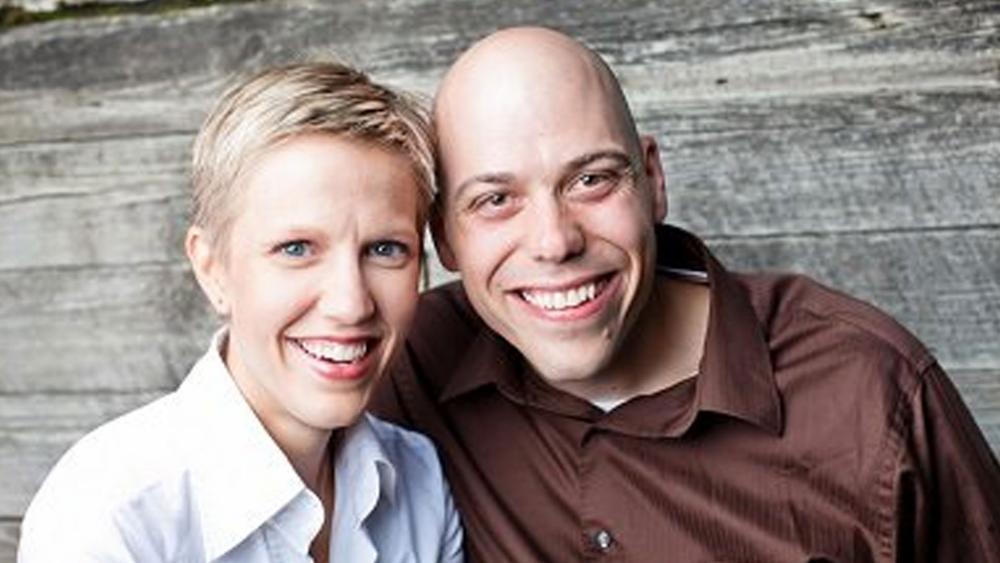 Angel and Carl Larsen. (Image credit: Alliance Defending Freedom)