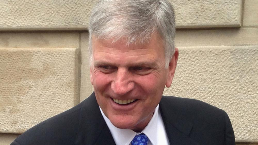 Franklin Graham Suspended by Facebook, Blocked for His