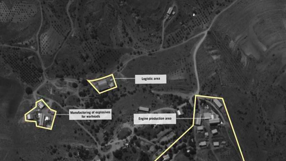Iran is Building a New Military Base in Syria to Strike