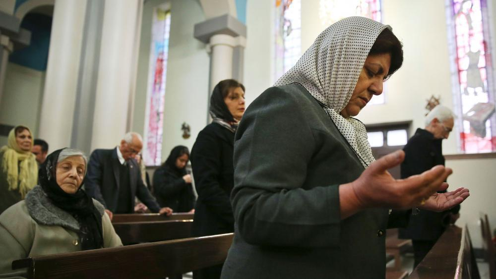 Blockbuster Survey: Christianity Is Growing as Iranians Lose Faith in Islam thumbnail