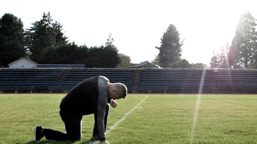 Coach Joe Kennedy