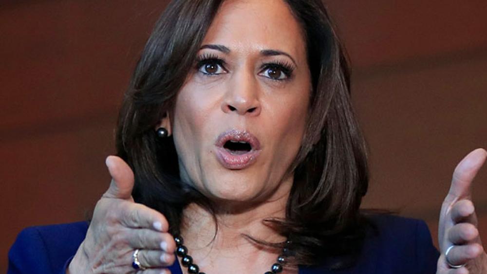California Democratic Sen. Kamala Harris (Photo: AP)