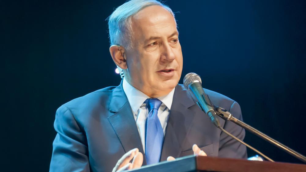 Israel's Prime Minister Benjamin Netanyahu. (AP Photo)