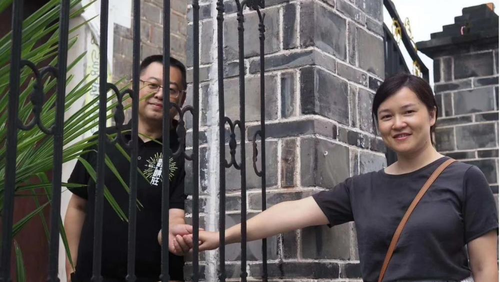 Pastor Wang Yi and his wife Jiang Rong. (Image credit: Early Rain Covenant Church/Facebook)