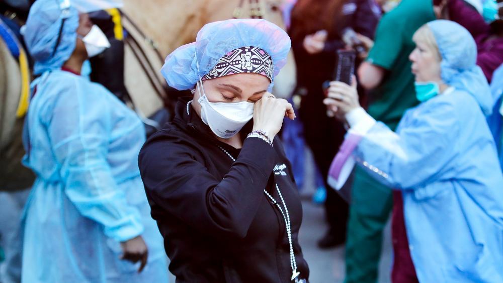 virus nurse