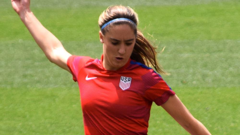 Soccer's Morgan Brian: Playing Is a Chance to Put Trust in