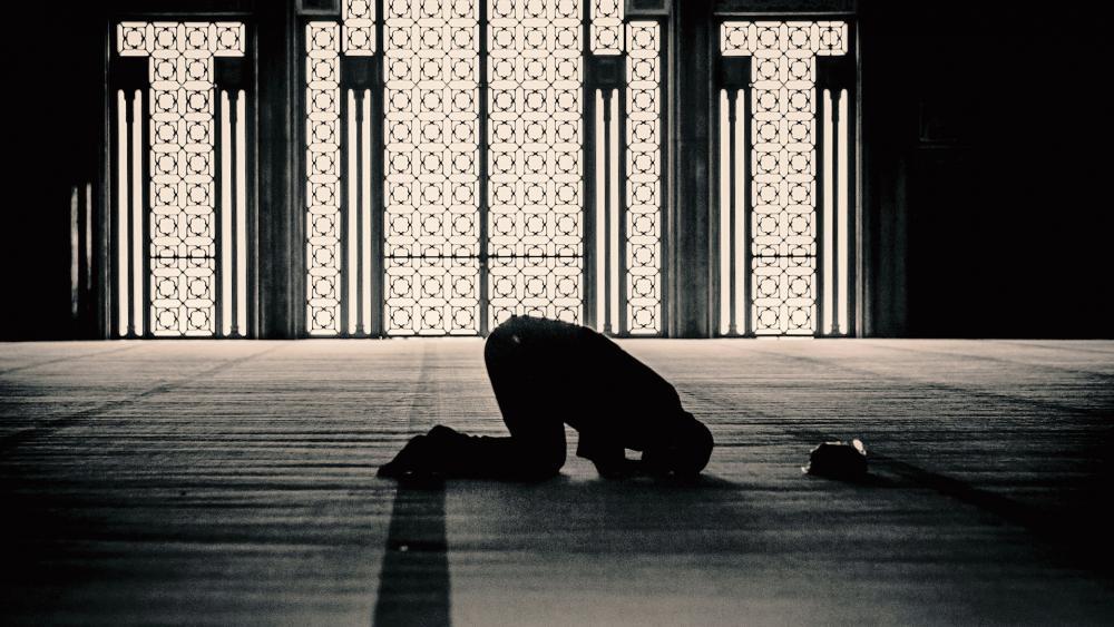 muslimmosqueprayingas