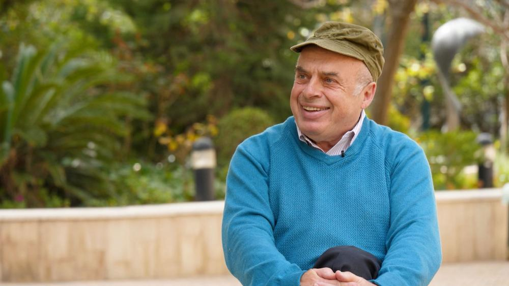 Natan Sharansky, Photo Credit: CBN News