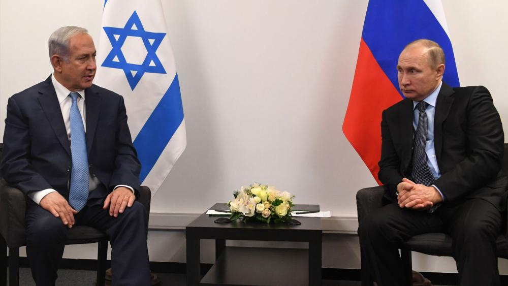 Netanyahu, Putin, to discuss military cooperation in Syria