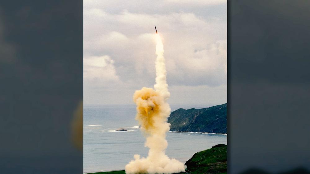 File photo of North Korean missile. (AP Photo)