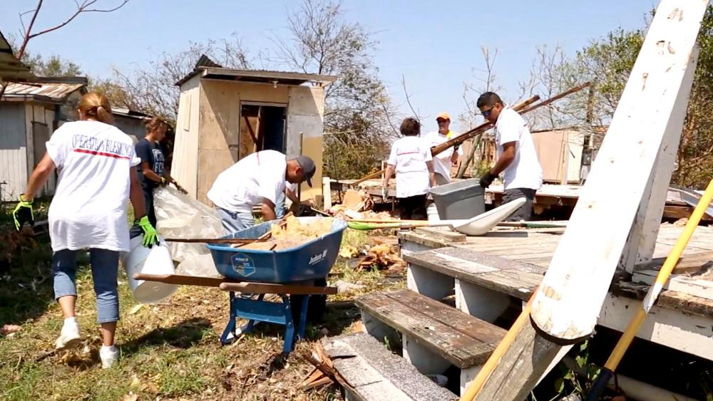 Operation Blessing Texas