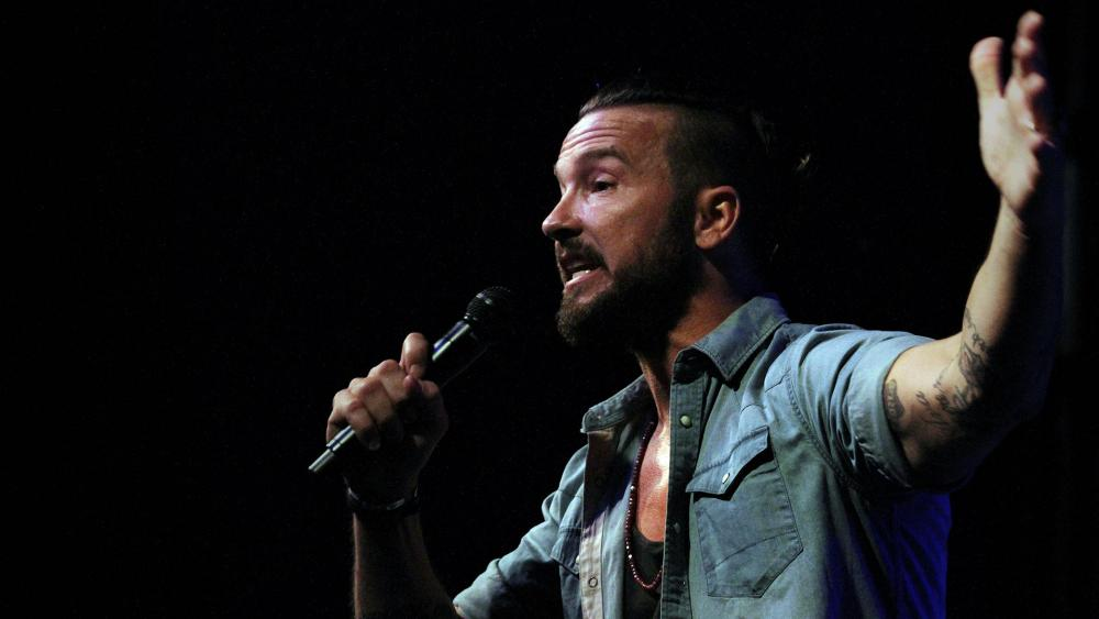 Pastor Stephen Carl Lentz is the senior pastor of the Hillsong Church NYC.