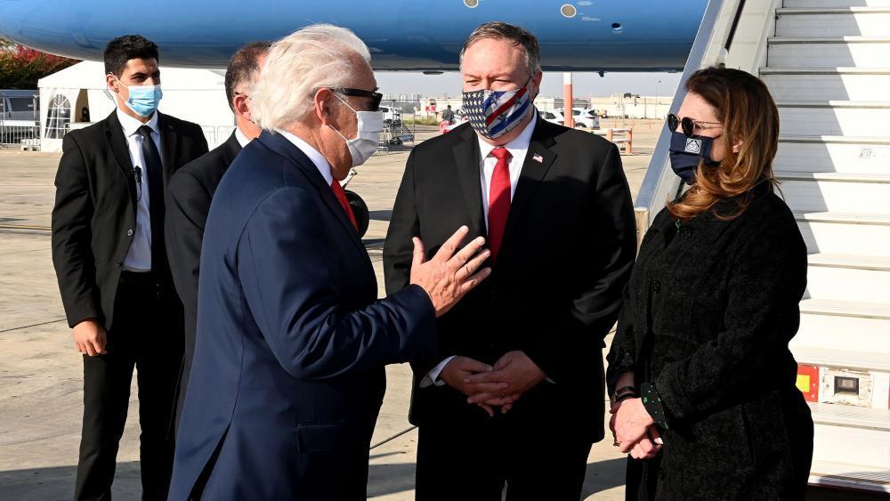 Photo Credit:  Matty Stern / U.S. Embassy Jerusalem