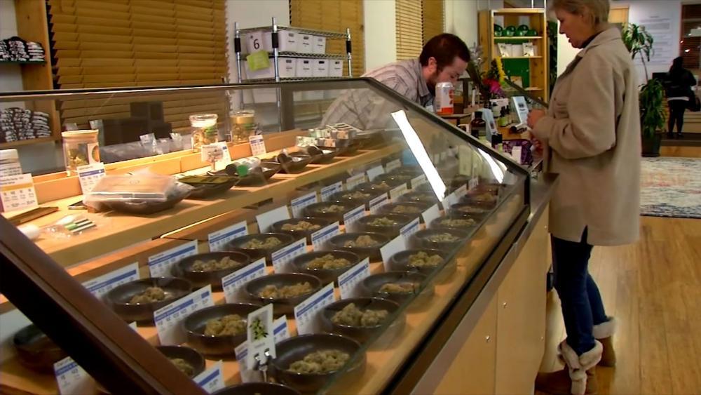 CA Pot Shop