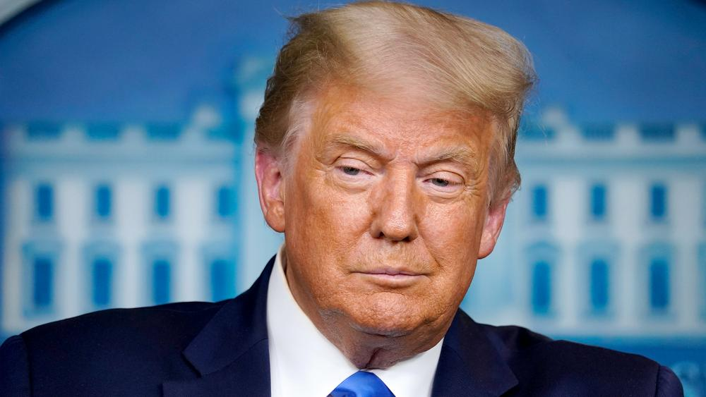 President Donald Trump (AP Photo/Evan Vucci)
