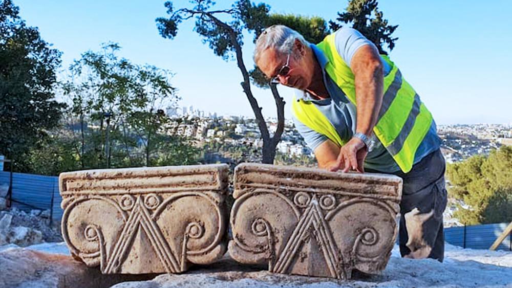 Photo Credit: Yoli Schwartz, Israel Antiquities Authority