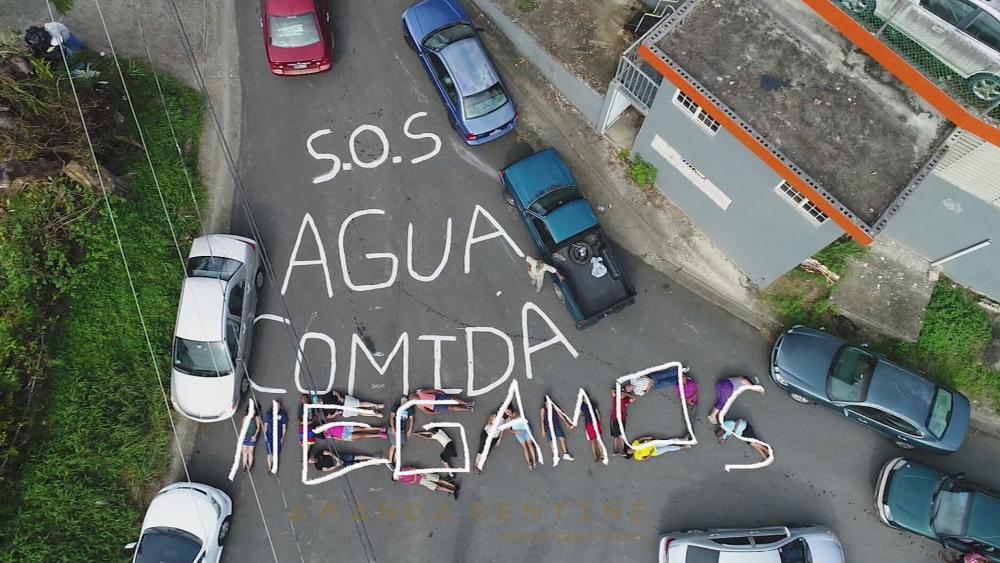 Puerto Rico SOS