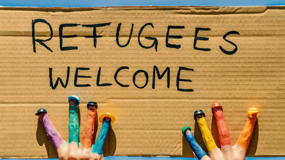 refugeeswelcomeas
