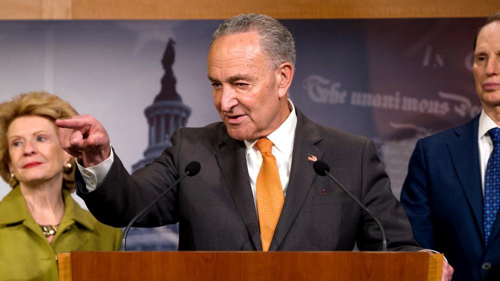 Sen. Chuck Schumer, D-NY (Photo: Mario Gonzalez/CBN News)